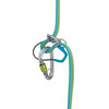 Edelrid MicroJul Belay Kit (MicroJul + Strike FG) slate (663)